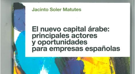 Obra de Soler Matutes sobre capital árabe.