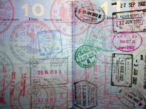 Entrada 2. pasaportes