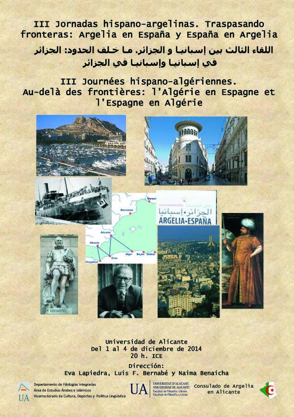 Poster Argelia-España