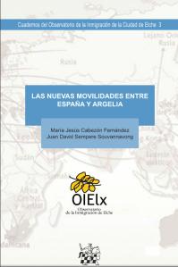 Libro publicado en Tirant Lo Blanch sobre movilidad migraciones España Argelia